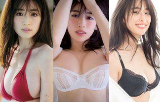 泉里香エロ画像を厳選!巨乳モデルのおっぱい、水着グラビア総まとめ!
