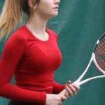 エマ・ワトソンのテニス選手が激似すぎる!15歳でこのおっぱいwww