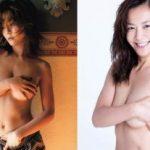 【衝撃比較】華原朋美(41)ヌード画像ビフォーアフター…⇒20代と今の裸を並べた結果…