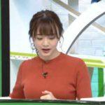 【ウイニング競馬】森香澄アナのニットおっぱいがパツンパツンすぎて競馬に集中できないwwwwwww
