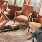 【画像】田中みな実さんの写真集の撮影現場がほぼAV……