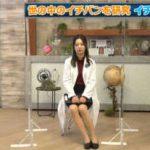 【画像】元乃木坂46・相楽伊織の白衣コスプレが似合いすぎてミニスカ生足もエロすぎるwwww