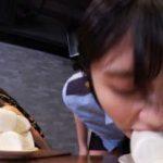 【ビーチ9】ロリ系セクシー女優・宮沢ちはるがマシュマロキャッチでヨダレ出まくりのリアルなフェラ顔wwww