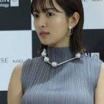 【悲報】女優・夏菜さん、着衣おっぱいの垂れ具合がパイズリしすぎか!?